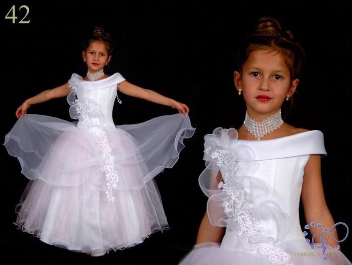 Описание: как сшить длинное шифоновое платье.