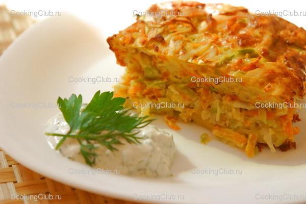 Блюда из картошки и морковки