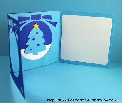 Детские пригласительные открытки на новый год