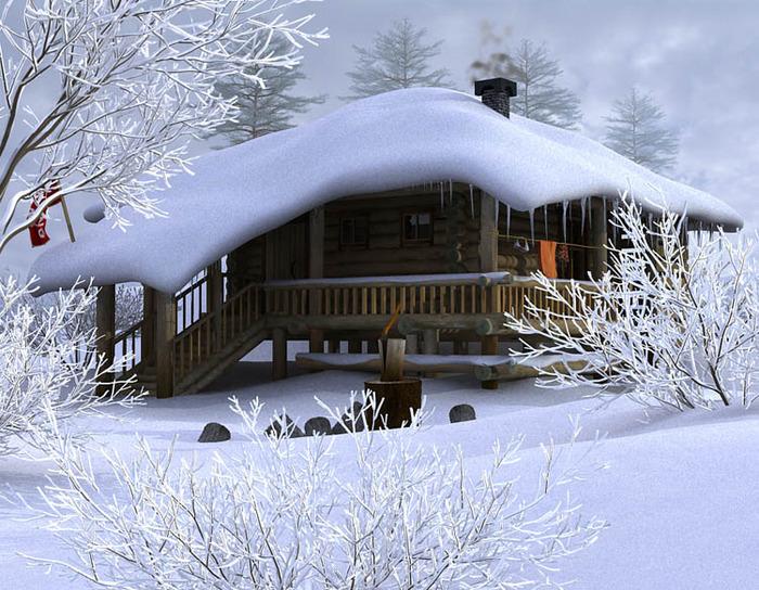 3D-модели домов (93 штуки) - Скарамуш.ру - сайт хорошего настроения!