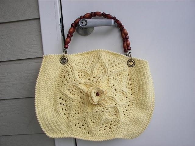 вязанию. сумки вязаные своими руками.