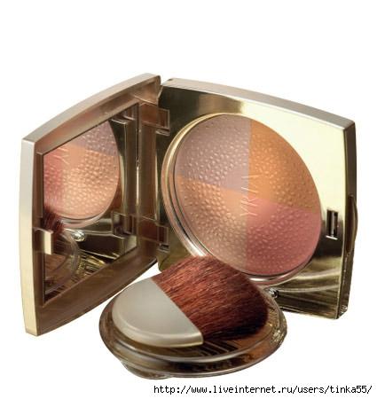 Yves Rocher Yria Face Powder Quarter Limited Edition.  Продаю в Москве.