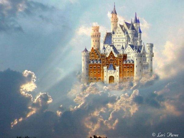 фото замков сказочных