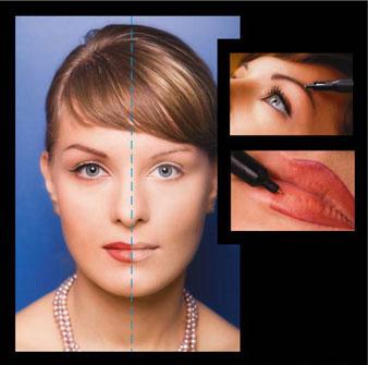 0c9040f61e5bc3c Перманентный макияж – рисунок на коже, получаемый при внесении красящего  вещества в кожу. Метод позволяет, к примеру, сделать идеальным контур губ и  ...