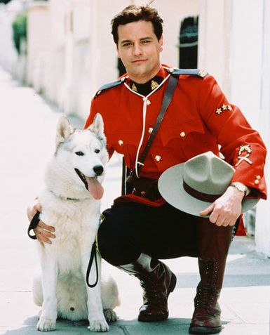 Canadian Actor Paul Gross