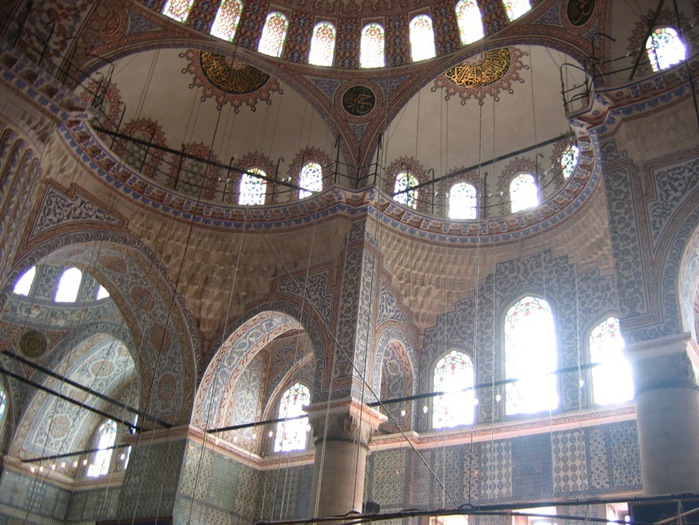 Turquie_-_Istanbul_-_Mosquee_bleue_-_interieur (699x525, 146Kb)