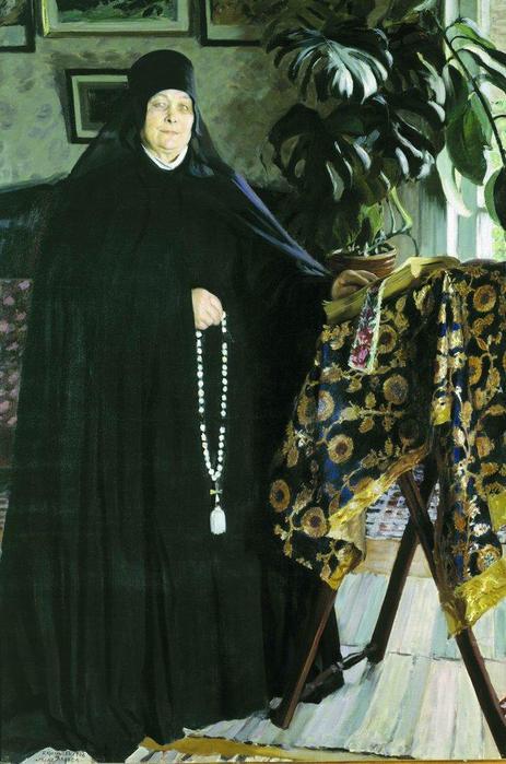 Монахиня2. 1908