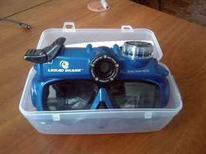 Scuba Video Mask 320 HD