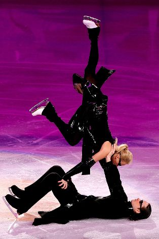 Oksana Domina and Maxim Shabalin of Russia (314x471, 26 Kb)