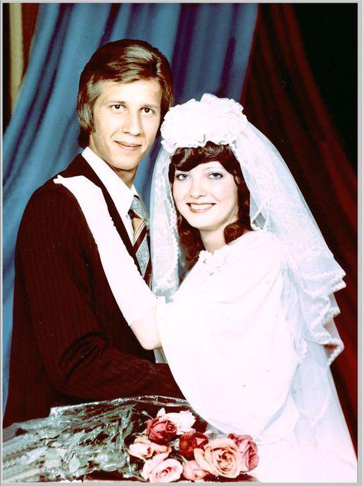 Свадьбы в 80 годов 16