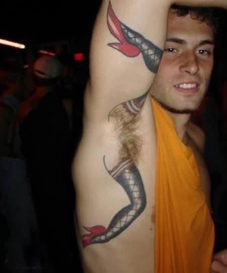 Татуировка секс