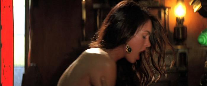 Эро видео из фильмов меган фокс, голый шоу-бизнес порно