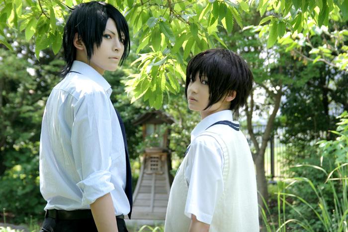 cosplay: Nabari no Ou (700x467, 161Kb)