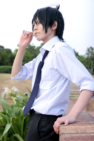 cosplay: Nabari no Ou (367x550, 78Kb)