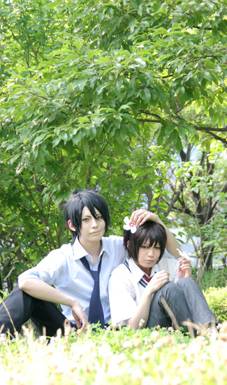 cosplay: Nabari no Ou (325x550, 123Kb)