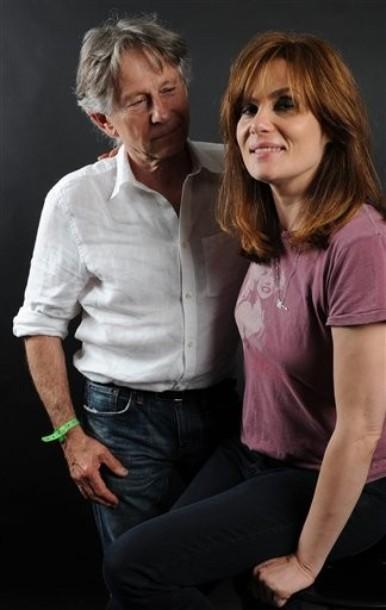 роман полянский фото с женой