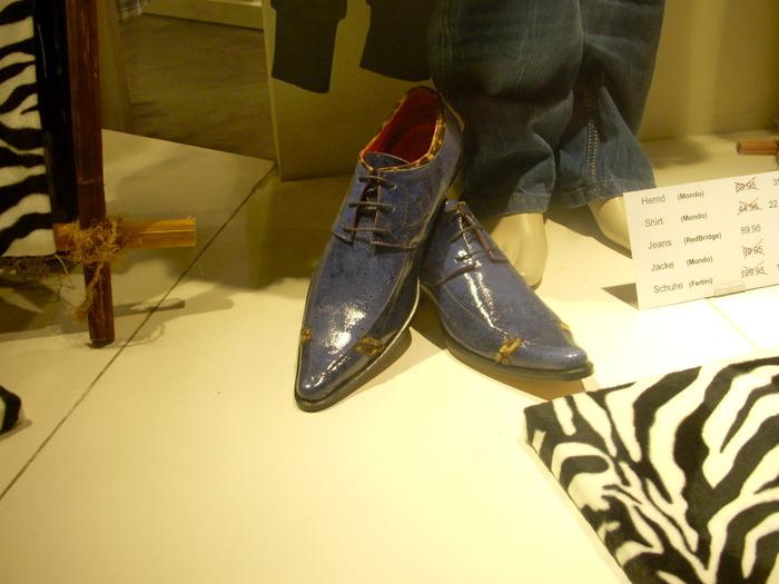 странная мужская обувь и мой выбор