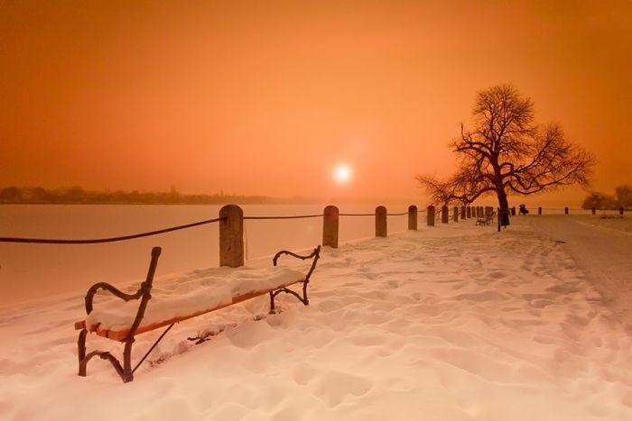 Пейзажи фотографа Dam Dobrovits 4