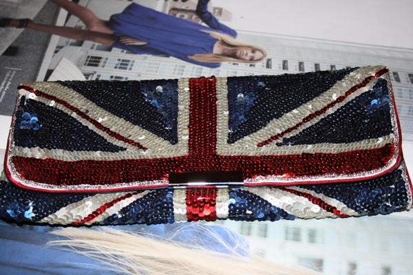 заказать сумку с британским флагом - Сумки.