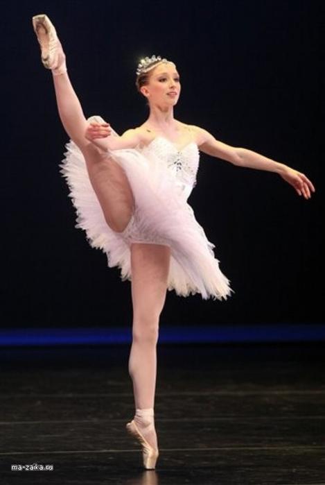 матери ещё балерины засветились если