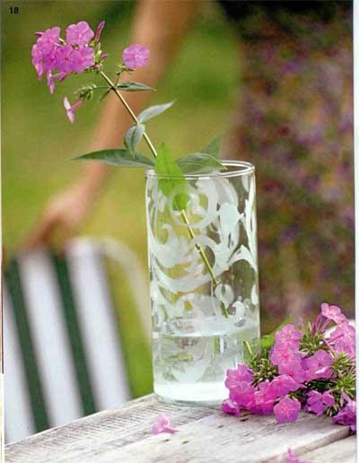 Как украсить или декорировать стекло мы уже знаем.