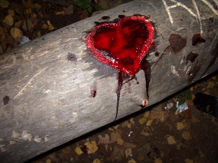 кровавые картинки для любимой