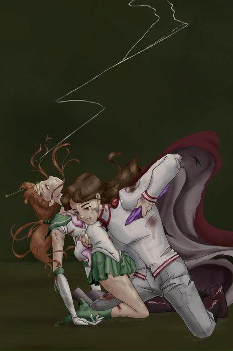 юпитер и нефрит