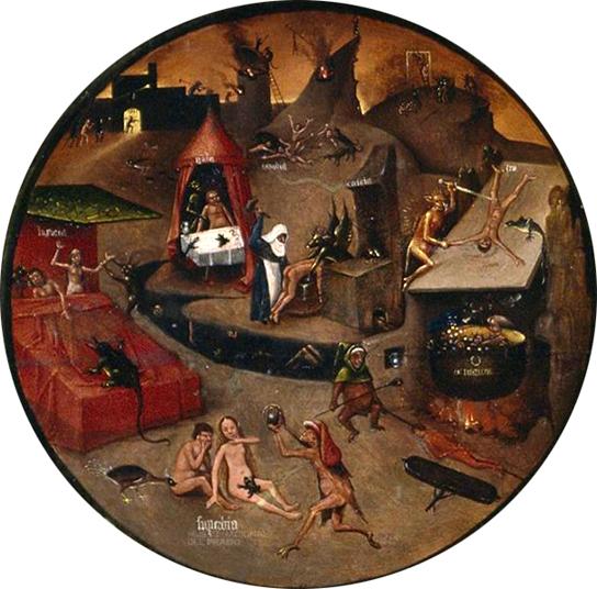 Семь смертных грехов в католической традиции - это, скорее, семь свойств человека, семь черт его характера, которые приводят к этим преступлениям и проступкам.