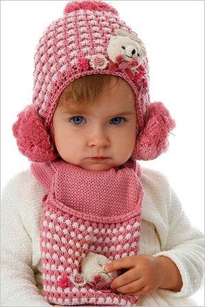 Шапочкаколпак связана спицами 7. Схема вязания шапки спицами.
