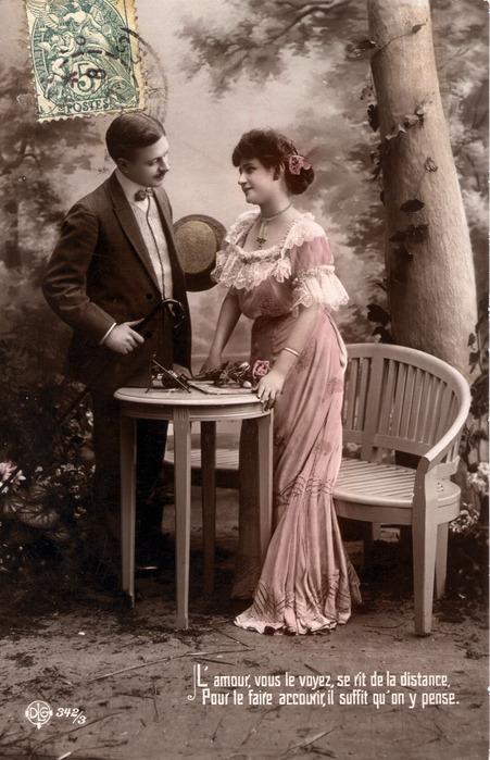 Старинные французские открытки фото, букварю поздравления для