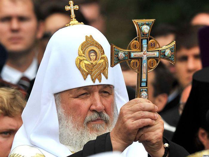 Вышел сборник статей Патриарха Кирилла в итальянском переводе