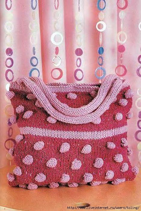 вязаные сумки спицами схемы. вязаные мужские свитера с описанием.
