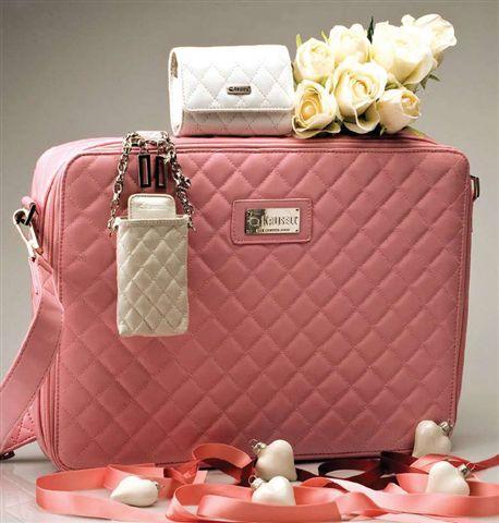 Coco mobile case Pink (Розовый/Серебристый.  Уникальный дизайн со...
