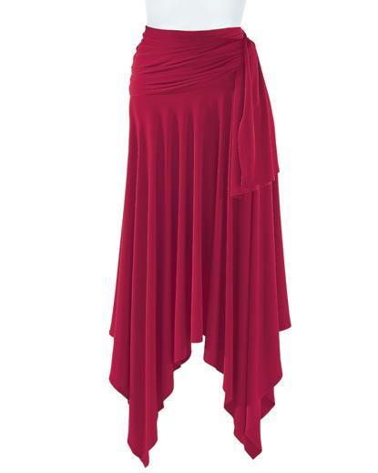 Комментарий: выкройка юбки полусолнце на кокетке.