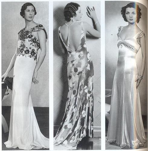 Платья в стиле ретро - от А до Я.