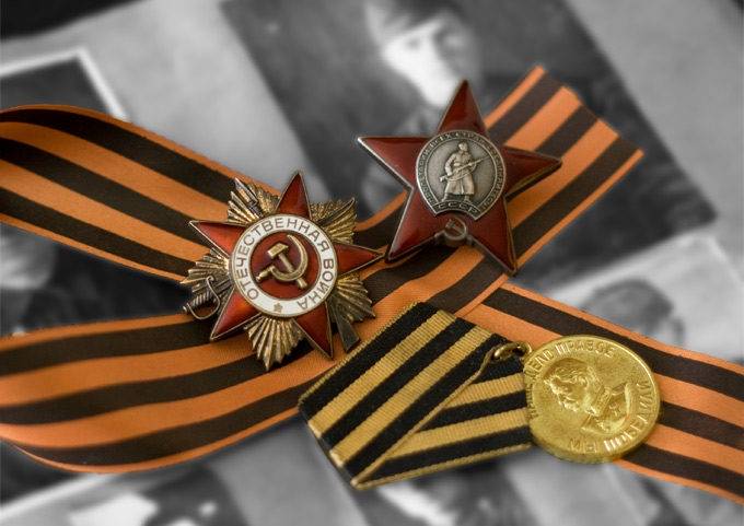 Открытка великая отечественная война 1941-1945 фото