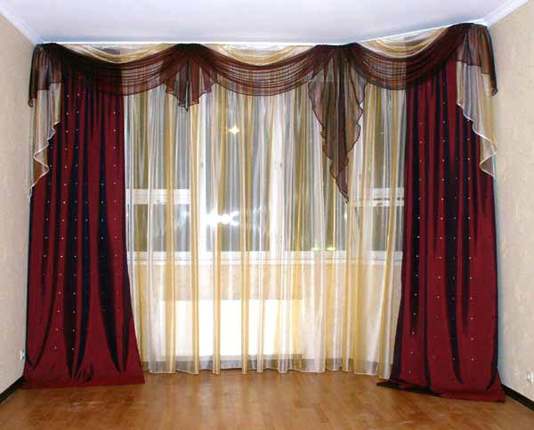 Шторы, декор окон, дизайн окон, ателье, пошив штор, римские шторы...