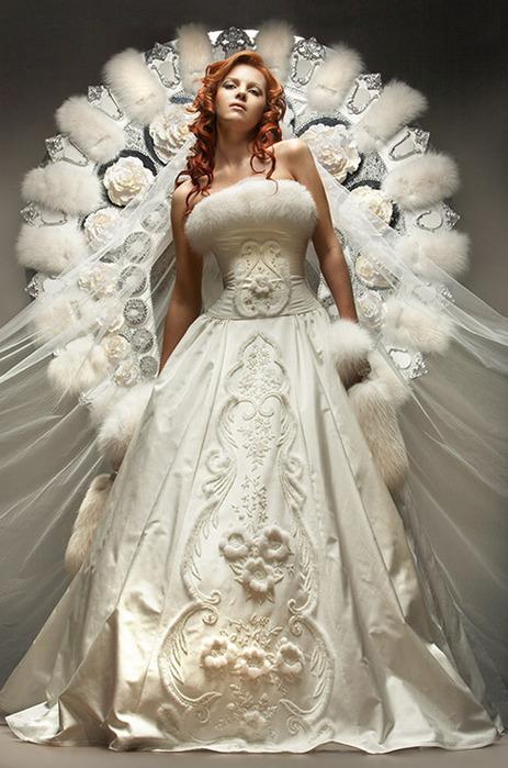 Свадебные платья - 98-137.