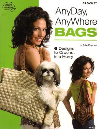 Anyday, Anywhere Bags сумочки.