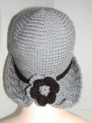 вязание береты, вязание крючком шапок.