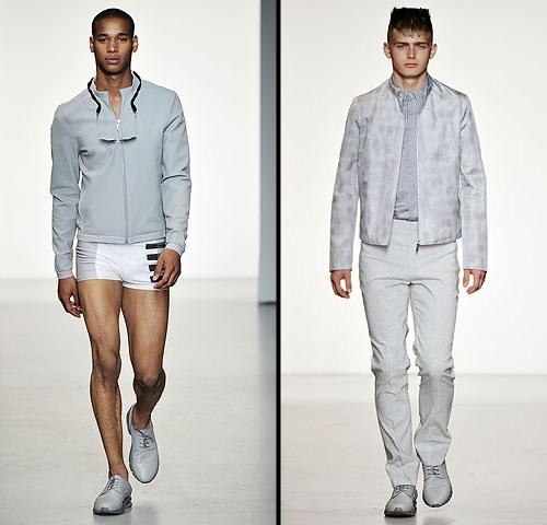 Мужская летняя мода.