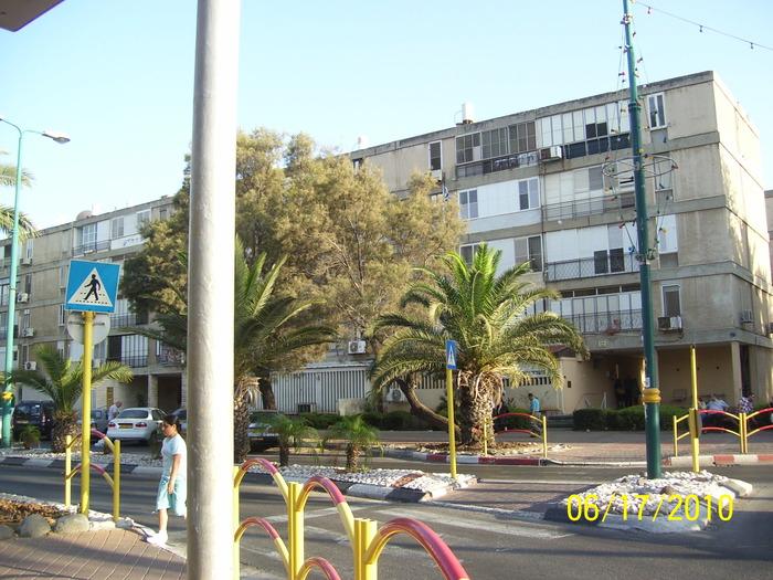 фото улицы кирьят ям шапиро вот находится