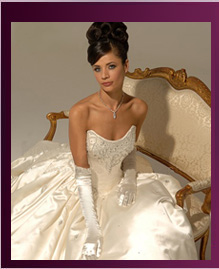 Выкройка накидки на свадебное платье.