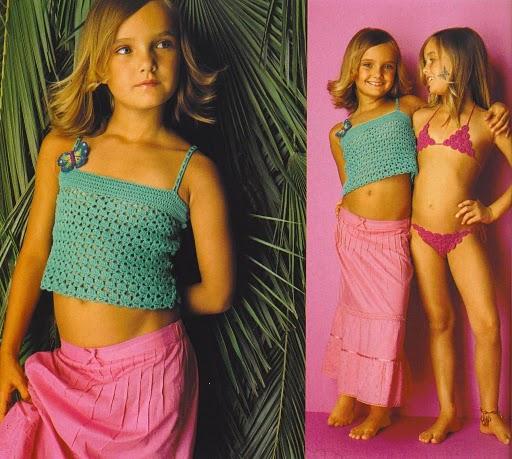 Описание: простые схемы вязания крючком для детей с фото.