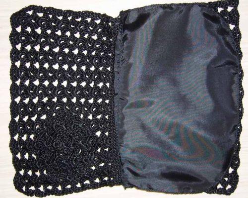 вязание крючком клатч + фотки. вязание крючком клатч. вязание крючком.