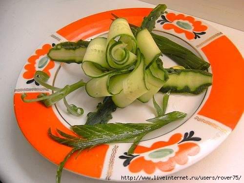 Как делать поделки из овощей - Поделки, делаем самостоятельно