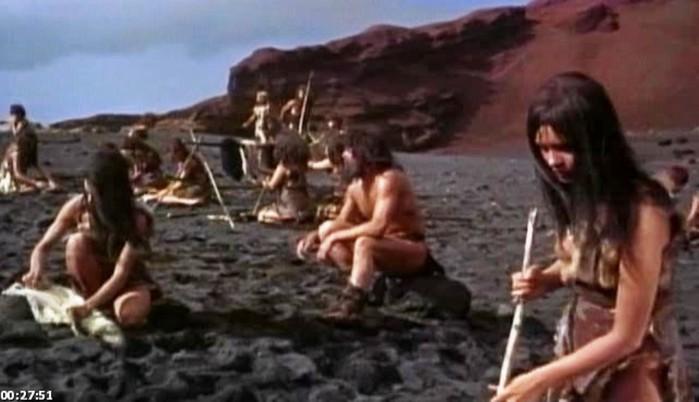 Эротика про доисторических людей анал киара миа