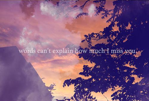 Для открытки, открытка я скучаю по тебе на английском