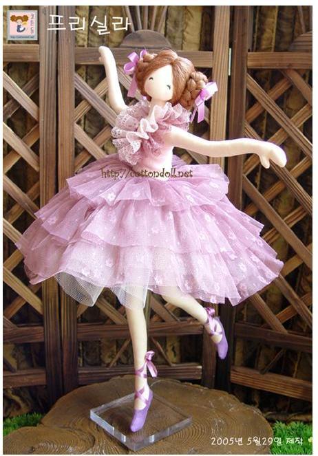 Выкройки деталей этой куклы Тильда. а). Выкройка куклы Тильды: Детали.