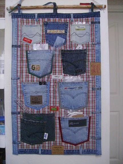 Что можно сделать из джинс?